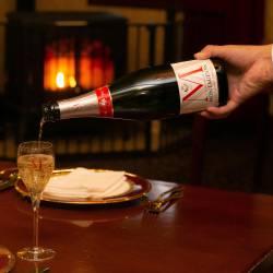 2019.02.20  モントードンのシャンパーニュ5種とフレンチディナー「Wine Maker's Dinner」