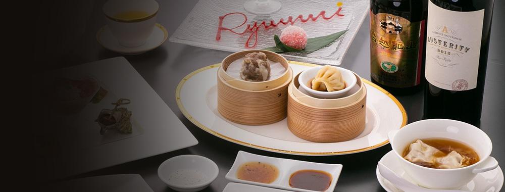 ヌーベルシノワのエッセンス中国料理