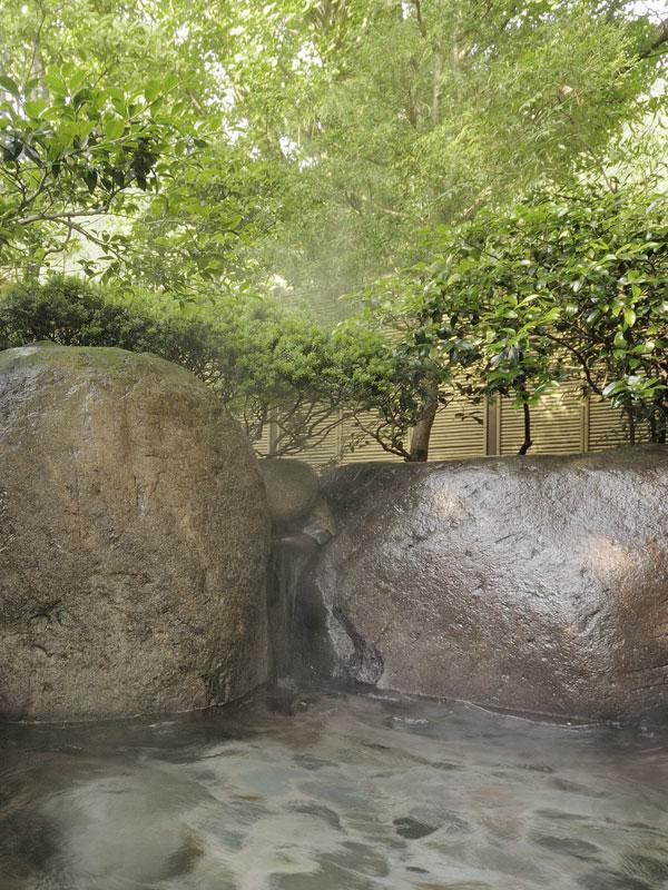 夕顔-客室風呂