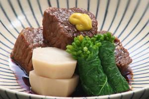 【和食】<Br>飛騨牛 柔らか煮