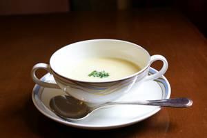 【洋食】<Br>クリームコーンスープ