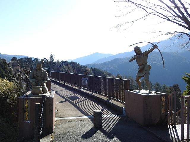 下呂さんぽ~縄文橋&下呂ふるさと記念館~