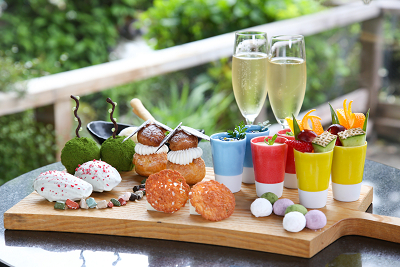 Summer AfternoonTea