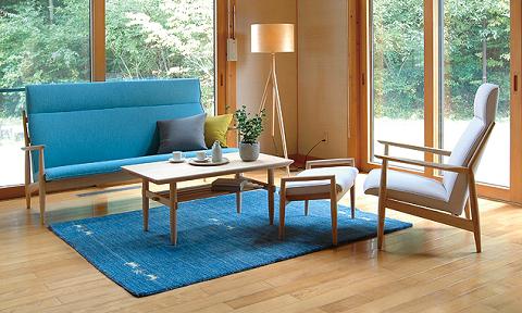 木の温もりに癒されて♪家具の名産地「飛騨」ならではお部屋