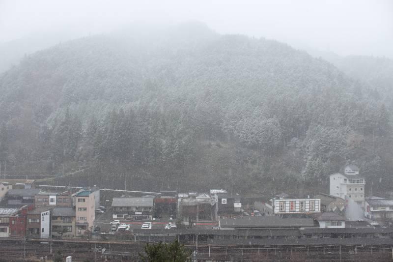雪や~こんこん♪