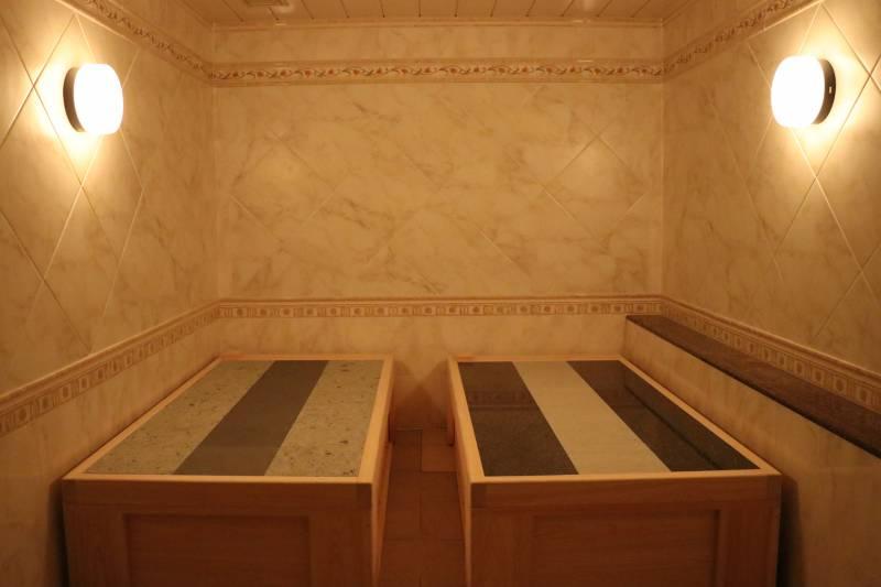 岩盤浴(通常3,300円)