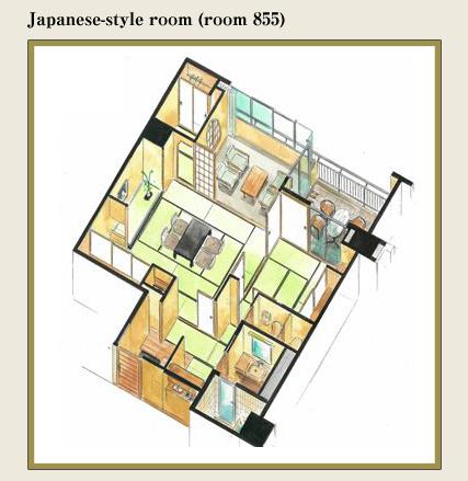 Traditional Open Floor Plans