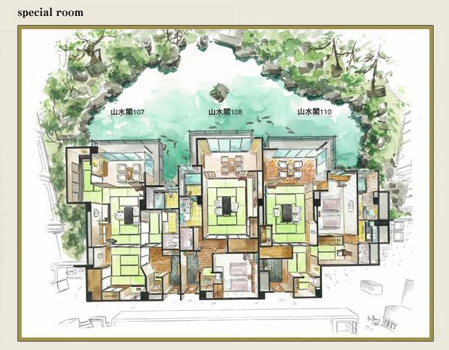 Japanese Tea Room Floor Plan