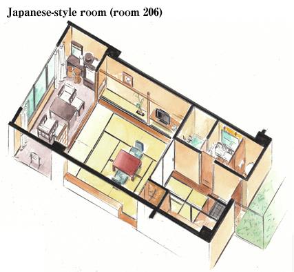 Rooms|suimeikan