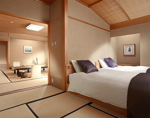 和室雙床房